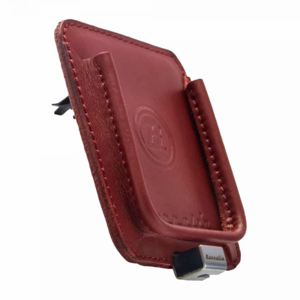 Berrolia mount for iPhone 7/6/6s – Red Wine