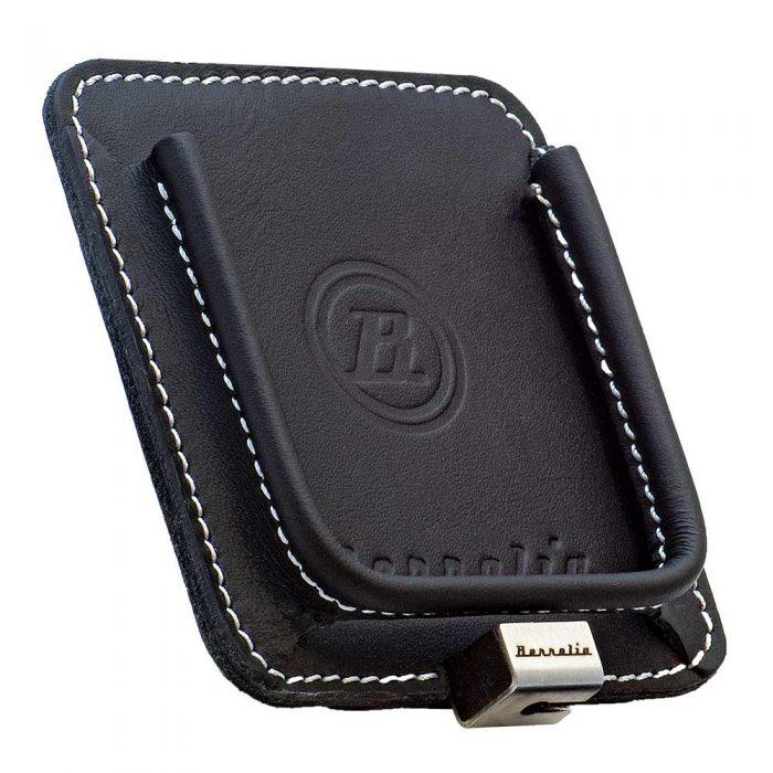 Berrolia premium phone mount - Ice black