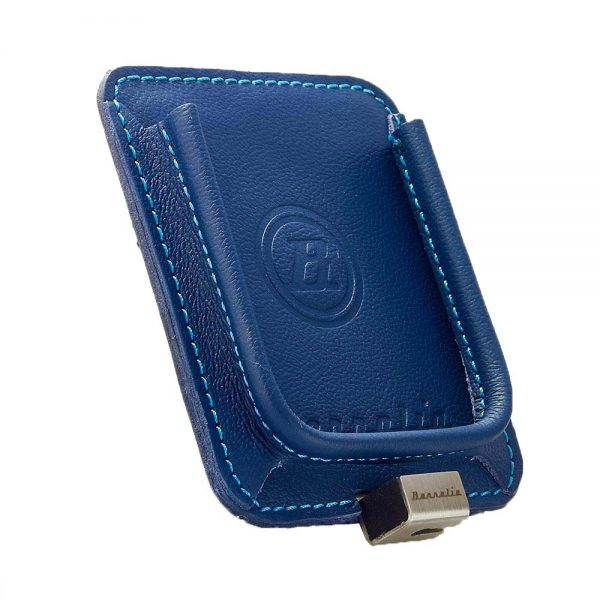 Berrolia car holder for iPhone, Size L – Ocean Blue