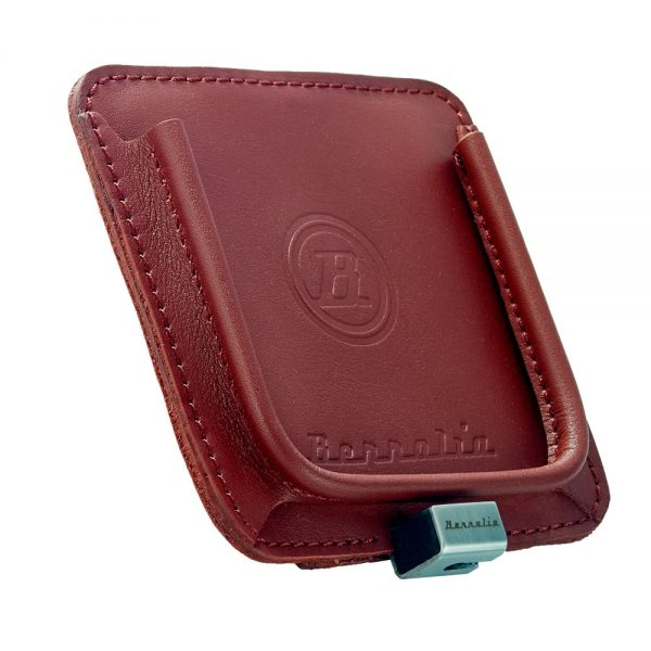 Support Berrolia pour iPhone Xs/X/8/7  plus – Red Wine
